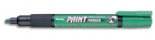 Dark Green Pentel Permanent bullet tip paint marker MMP20